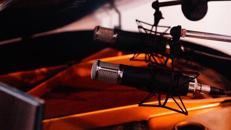 9. GOS mics