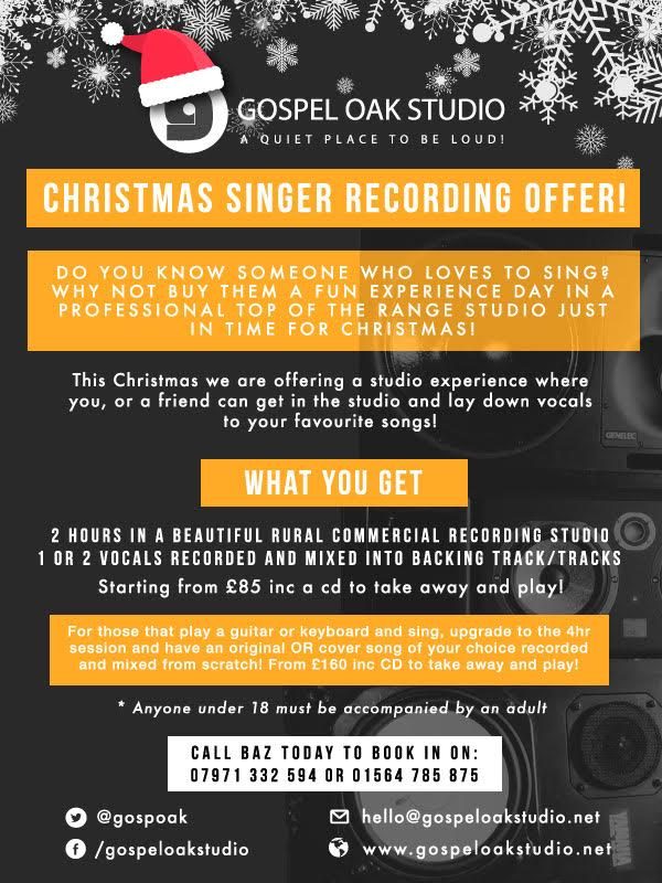 GOS Christmas Offer