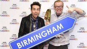 birmingham bbc music awards