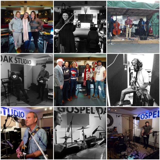 Gospel Oak Studio 2015